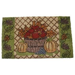 Farmhouse Doormats by Geo Crafts Inc