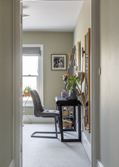 Eclectic  by Sara Slade Interiors