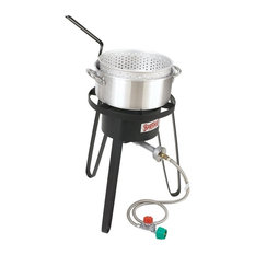 Bayou Classic Sportsman'S Choice Deluxe Deep Fryer Cooking Kit