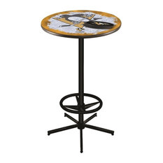 Pittsburgh Penguins Pub Table 36-inch
