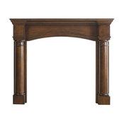 "The Princeton Fireplace Mantel, Distressed Cherry Finish, 48"""