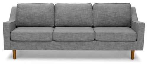 Article   Slope Pebble Gray Sofa   Sofas