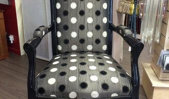 Restauration d'un fauteuil voltaire