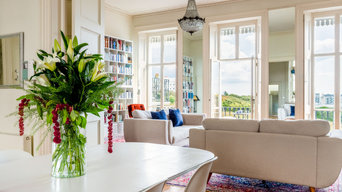 Home Staging Project, seafront apartment, East Sussex