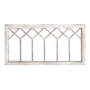 Stratton Home Decor Metal Embossed Panel Wall Decor Farmhouse Wall Accents By Shopladder
