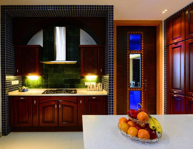 Mediterranean Kitchen by Moriq