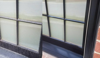 Before and After Window Cleaning in Eagleville, PA