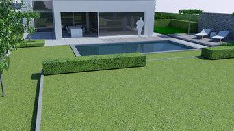 private garden 1 Belgium
