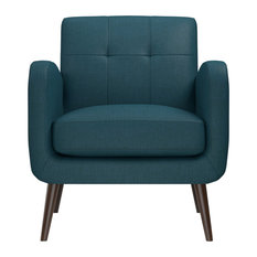MOD   Observatory Armchair, Peacock   Armchairs And Accent Chairs