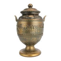Divine Cult of Sacred Apis Egyptian Presentation Urn
