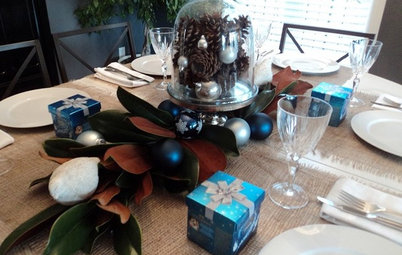 25 Scrumptious Holiday Tablescapes by Houzzers
