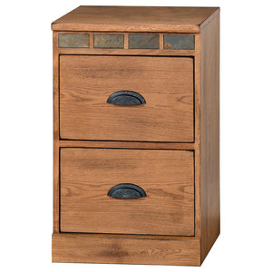 Filing Cabinet 2 Drawers - Filing Cabinets - by Moti