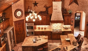 We're going to make our kitchen like this