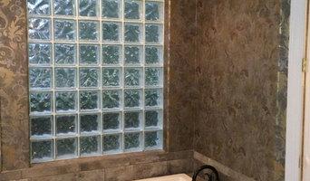 Bathroom Remodel - Wallpaper