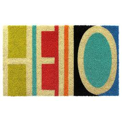 Contemporary Doormats by RugSmith