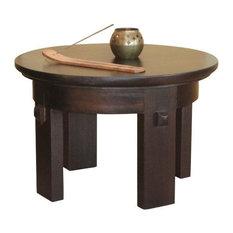 Seagrass Meditation Mango Wood Side Table