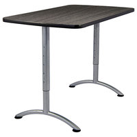 "ARC 30""x48"" Adjustable Rectangular Table"