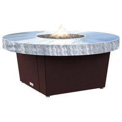 Contemporary Fire Pits by COOKE
