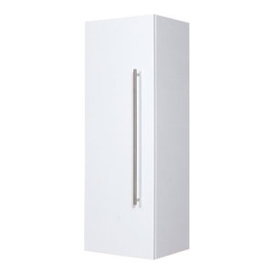 Emotion Full-Length Cabinet, Extra Small, White High-Gloss