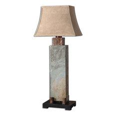Uttermost Tall Slate Table Lamp 26308