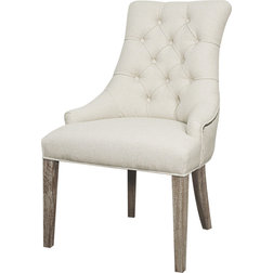 Transitional Dining Chairs by HedgeApple