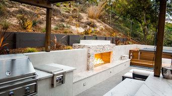 Backyard Retreat in La Jolla