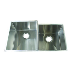 Frigidaire 18 Gauge Stainless Steel Undermount Sink