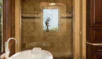 Luxury Lodge Master Bathroom