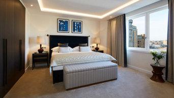 London, Home Cinema, Lighting Controls and Audio Visuals