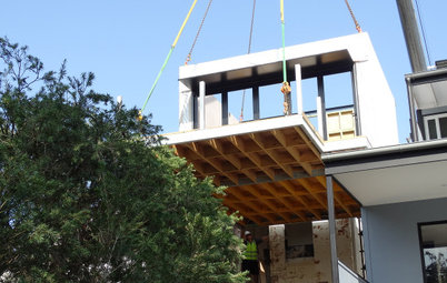 Is Craning in Your Prefab Extension a New, Easier Way to Build?