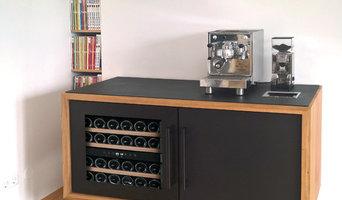 Wein-, Espresso Sideboard