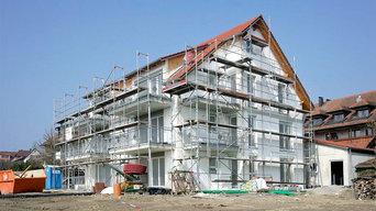 Neubau eines exklusiven Sechsfamilienhauses in Hagnau