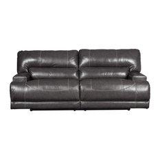 McCaskill Reclining Sofa in Gray U6090081
