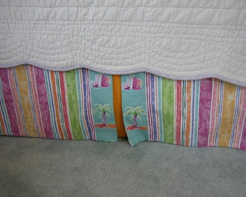Bedding - Bedskirts