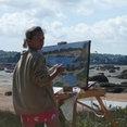 Photo de profil de Catherine Roch - de Hillerin  artiste peintre
