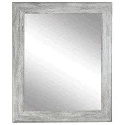 Farmhouse Bathroom Mirrors by BrandtWorks