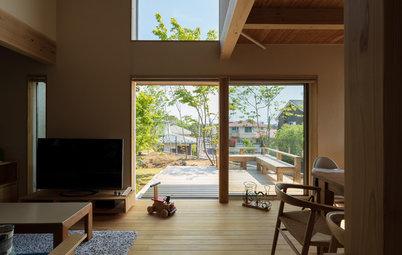 地域の自然と眺望を活かした、明るく気持ちのいい空間。仙台に建つ13の住まい