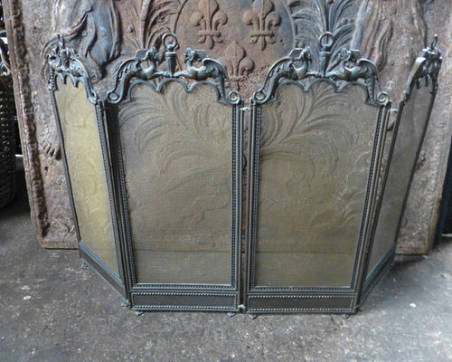 french fireplace screens. Antique French fireplace screen  Fireplace Screens screens
