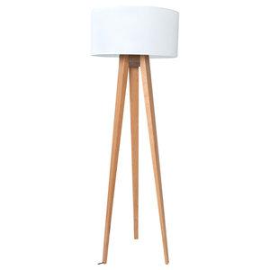 La Diseñoteca Tres Patas Floor Lamp, White