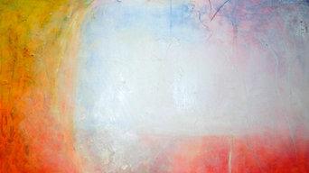 Meditation No 11, original oil on canvas