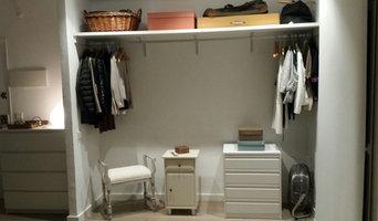 Espacio armario