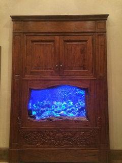 Do you have an aquarium?