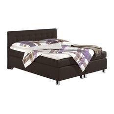 moderne bettgestelle g nstige einzel und doppelbett gestelle. Black Bedroom Furniture Sets. Home Design Ideas