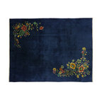 Chinese Art Deco Carpets Asian Rugs New York By