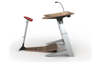 Stand-Up Desks Rise to Health Challenges