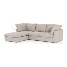 Super Beach Cottage Style Sectional Sofas Houzz Alphanode Cool Chair Designs And Ideas Alphanodeonline
