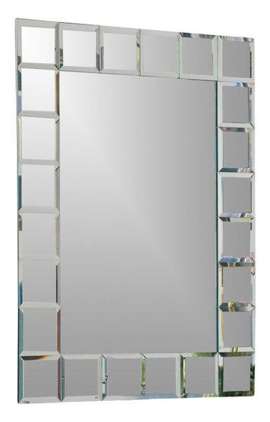 Montreal Modern Bathroom Mirror Contemporary Bathroom