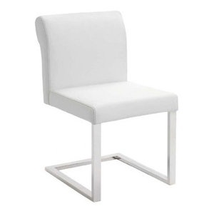 Sienna Dining Chair Contemporary Dining Chairs By Nuevo
