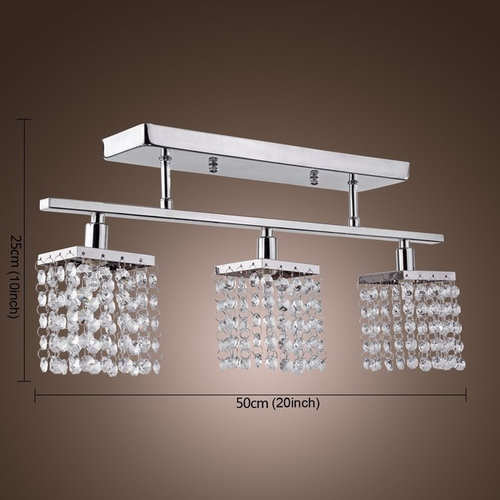 Chandelier Track Lighting 1234 Head American Track Modern