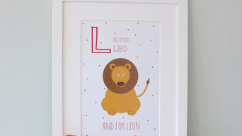 FRAMED PRINTS :: FOR LITTLE BOYS